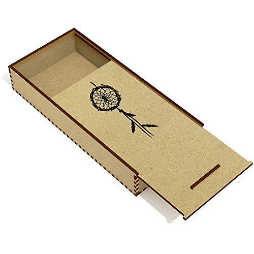 Azeeda 'Atrapasueños' Estuche de lápices de Madera (PC00003630)