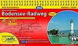 ADFC-Radreiseführer Bodensee-Radweg 1:50.000 praktische Spiralbindung, reiß- und wetterfest, GPS-Tracks Download: Mit dem Rad durch drei Länder rund um den See - Roland Schmellenkamp