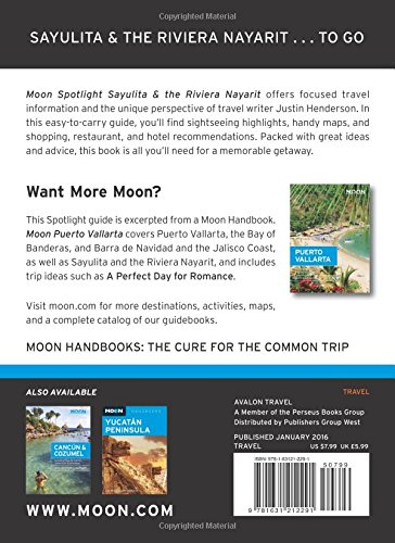 Moon Spotlight Sayulita & the Riviera Nayarit