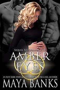 Amber Eyes (Wild Book 2) (English Edition) di [Banks, Maya]