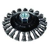 rhodius skbz Ø 115mm 2pezzi cono Spazzole skbz gezopft diametro 115mm per smerigliatrice angolare pentola spazzola spazzola rotonda treccia