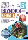 Cahier de Physique-Chimie 5e