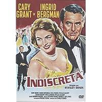 Indiscreta [1958] *** Region 2 *** Spanish Edition ***