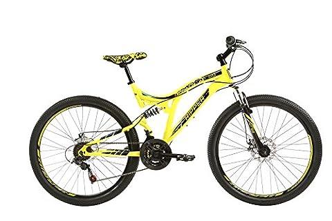 RAD Ripper MX, Full Suspension Mountain Bike, 26