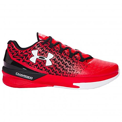 Under Armour CLUCHFIT DRIVE 3 LOW - Scarpa Basket Uomo - Men's Basket Shoes - 1274422 600 (42.5)