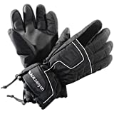 Black Canyon Thinsulate Ski Gloves Reinforced With Kevlar