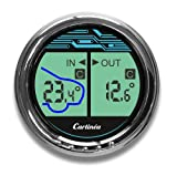 Carlinea 485004 Thermometer innen/außen, 50/+50C