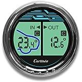 Carlinea 485004 Thermomètre Int / Ext -50° / +50° Hi-Tech