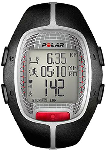 Polar RS300x Black, Running Series HRM