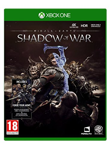 Middle-earth: Shadow of War (Xbox One) Best Price and Cheapest