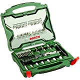 Bosch 2607019328 vissage Ensemble (65-Piece)