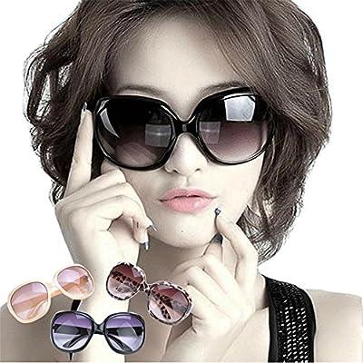 Ardisle-gran grande señoras mujeres gafas de sol funda marco grande retro vintage fashion