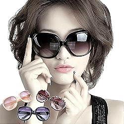 Ardisle Damen Sonnenbrille Schwarz