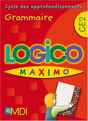 Logico Maximo Grammaire CE2