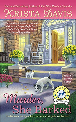 Murder, She Barked (Paws and Claws Mysteries)