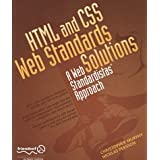 (HTML and CSS Web Standards Solutions: A Web Standardistas' Approach) By Murphy, Christopher (Author) Paperback on (12 , 2008)