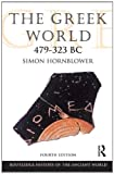 Front cover for the book The Greek World 479-323 BC by Simon Hornblower