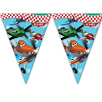 Disney Planes Birthday Party Plastic Flag Bunting