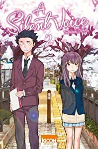 A Silent Voice Edition simple Tome 2