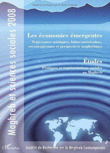 Les économies émergentes : Trajectoires asiatiques, latino-américaines, est-européennes et perspectives maghrébines par Anne-Marie Planel