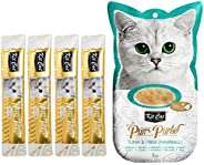 Kit-Cat Purr Puree Tuna & Fiber