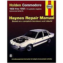 Holden Commodore Australian Automotive Repair Manual (Haynes Automotive Repair Manuals)
