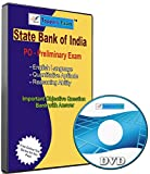 #3: SBI Bank PO (State Bank of India) Preliminary Exam, Important Objective Question Bank with Answer in English DVD