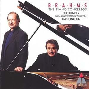 Johannes Brahms - Die Klavierkonzerte (Gesamtaufnahme)