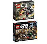LEGO® Star Wars Set - 75164 - Rebel Trooper Battle Pack und 75161 TIE Striker Microfighter