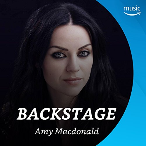 Backstage mit Amy Macdonald