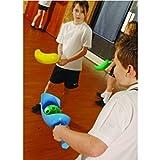 Enlarge toy image: Kids Outdoor Sports PE Gym Activity Durable Plastic Scoop Spade Scoop Set of 4