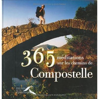 365 MEDITATIONS CHEMIN COMPOST