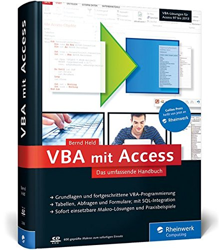 Galileo Computing: VBA mit Access: Das umfassende Handbuch