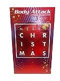 Body Attack Adventskalender 2018 Riegel-Mix, 1er Pack (18 x 35 g, 6 x 40 g)
