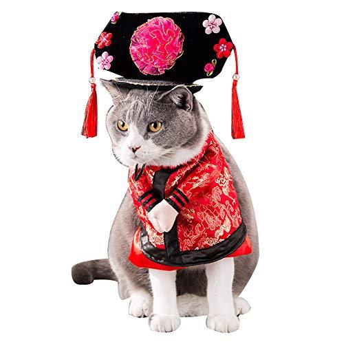 Hunde Für Princess Kostüm - BoBaiHuoSh Halloween-Kostüm für Katzen und Hunde, Princess, XL