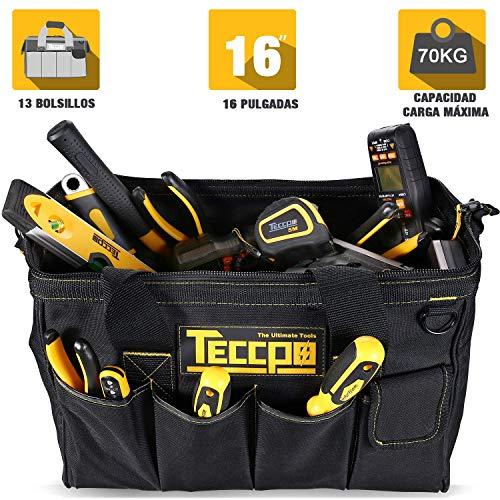 Bolsa Herramientas, TECCPO Bolsa Herramientas 16