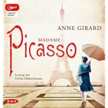 Madame Picasso: Lesung (1 mp3-CD)