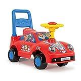 Rutscher mit Hupe für Kinder ab 1 Jahr Pushtoy Racing Car Paw Patrol