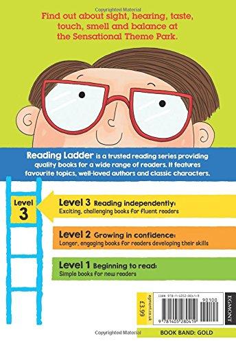 Senses (Reading Ladder Level 3)