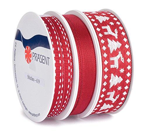 3tlg-bander-set-nordicaschleifenband-geschenkband-verpackung-weihnachten-rot