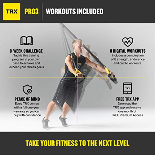 Zoom IMG-3 trx training pro 3 suspension