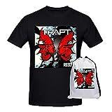 Photo de Candice Odelia Trapt Reborn Graphic T Shirts for Homme Crew Neck XXXX-L par Candice Odelia