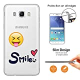 c01466 - Emoji Smiley Faces Smile Design Samsung Galaxy On5