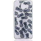Coque Galaxy A3 2016,RUIST Housse Étui Bumper Silicone Gel TPU Souple Coque Flexible Ultra Mince Slim Léger Anti Rayure Antichoc Case pour Samsung Galaxy A3 (2016) A310