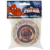 Wilton Standard Baking Cups-Spider-Man 50/Pkg
