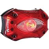 Moon Shield 60 Lumen USB Rechargeable Rear LED Bike Light