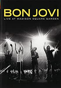 Live at Madison Square Garden [Import italien]