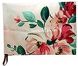 """Cath Kidston - Strofinaccio in 100% cotone, motivo""""Paintbox Flowers"""", colore: Rosa chiaro"""
