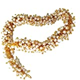 D Art Zone 20 Grams Pearl Loreal Charms for Jewelry Making and DIY Craft Projects