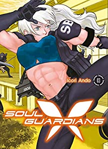 Soul Guardians Edition simple Tome 3